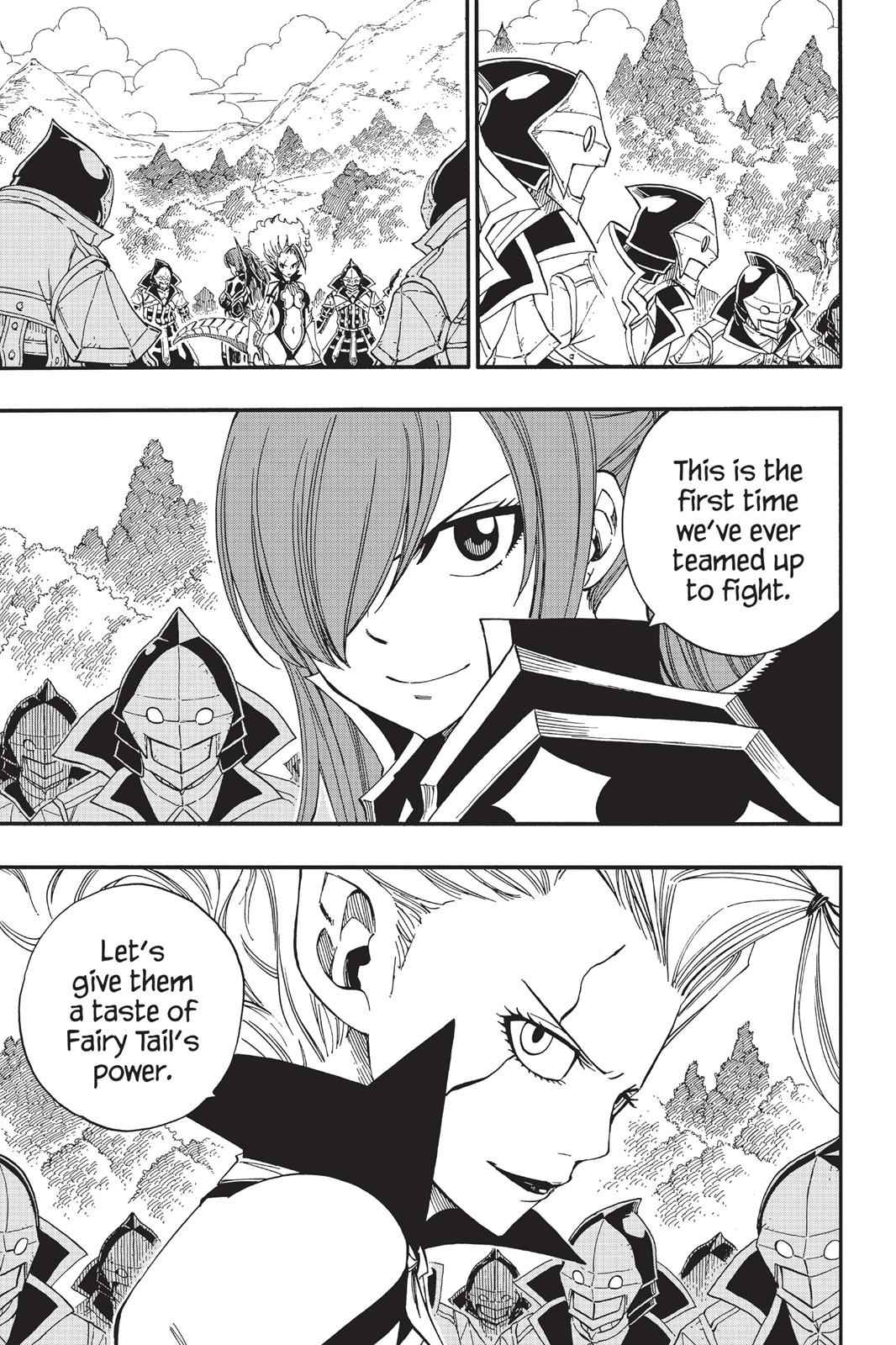 Fairy Tail Chapter 364 Page 14