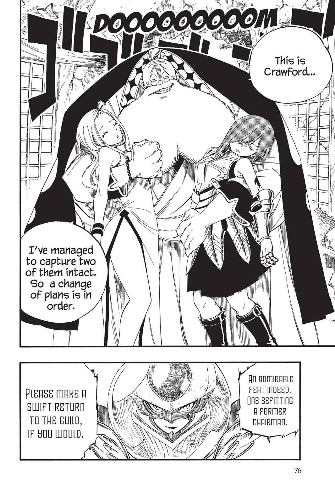 Fairy Tail Chapter 364 Page 32
