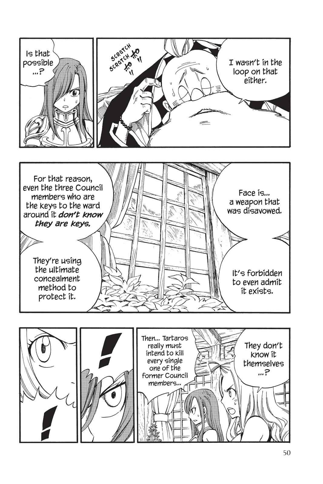 Fairy Tail Chapter 364 Page 8