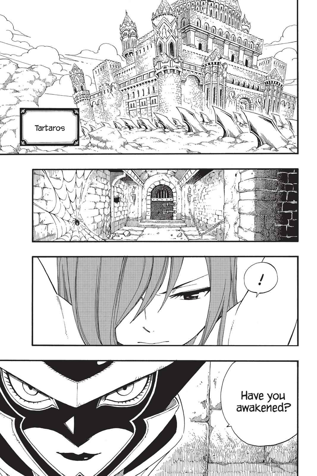 Fairy Tail Chapter 365 Page 10