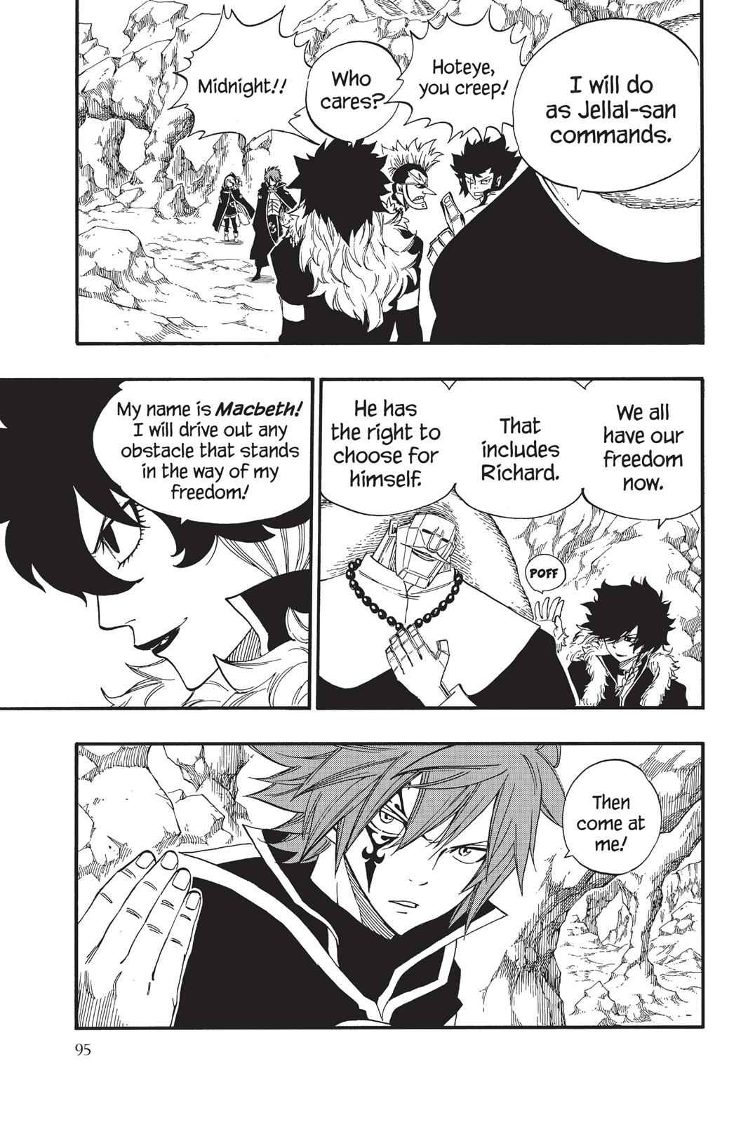 Fairy Tail Chapter 365 Page 18