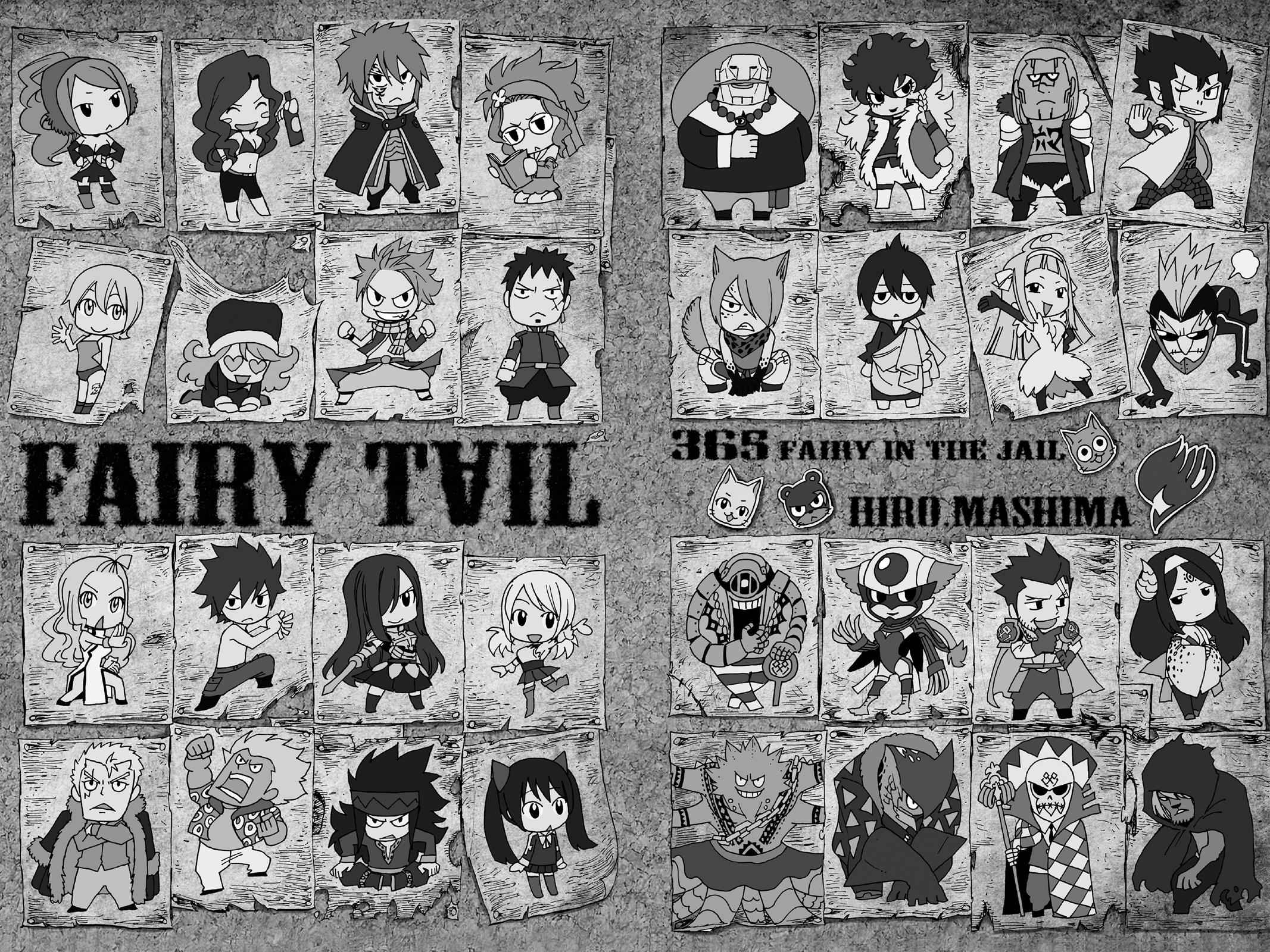 Fairy Tail Chapter 365 Page 2