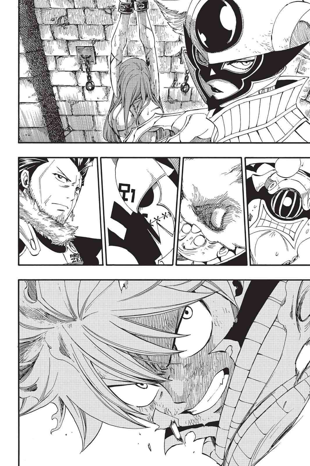 Fairy Tail Chapter 365 Page 32