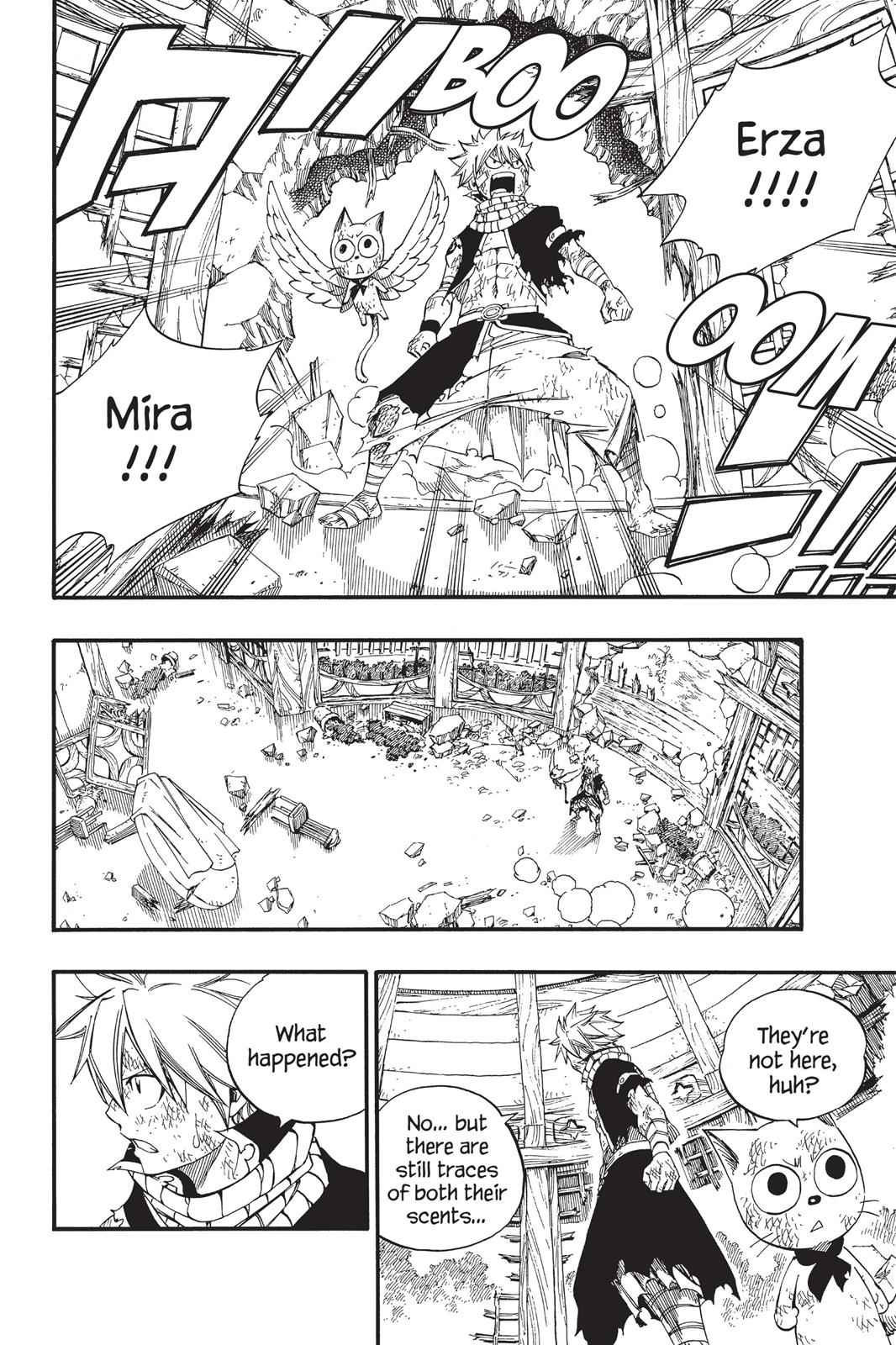 Fairy Tail Chapter 365 Page 5