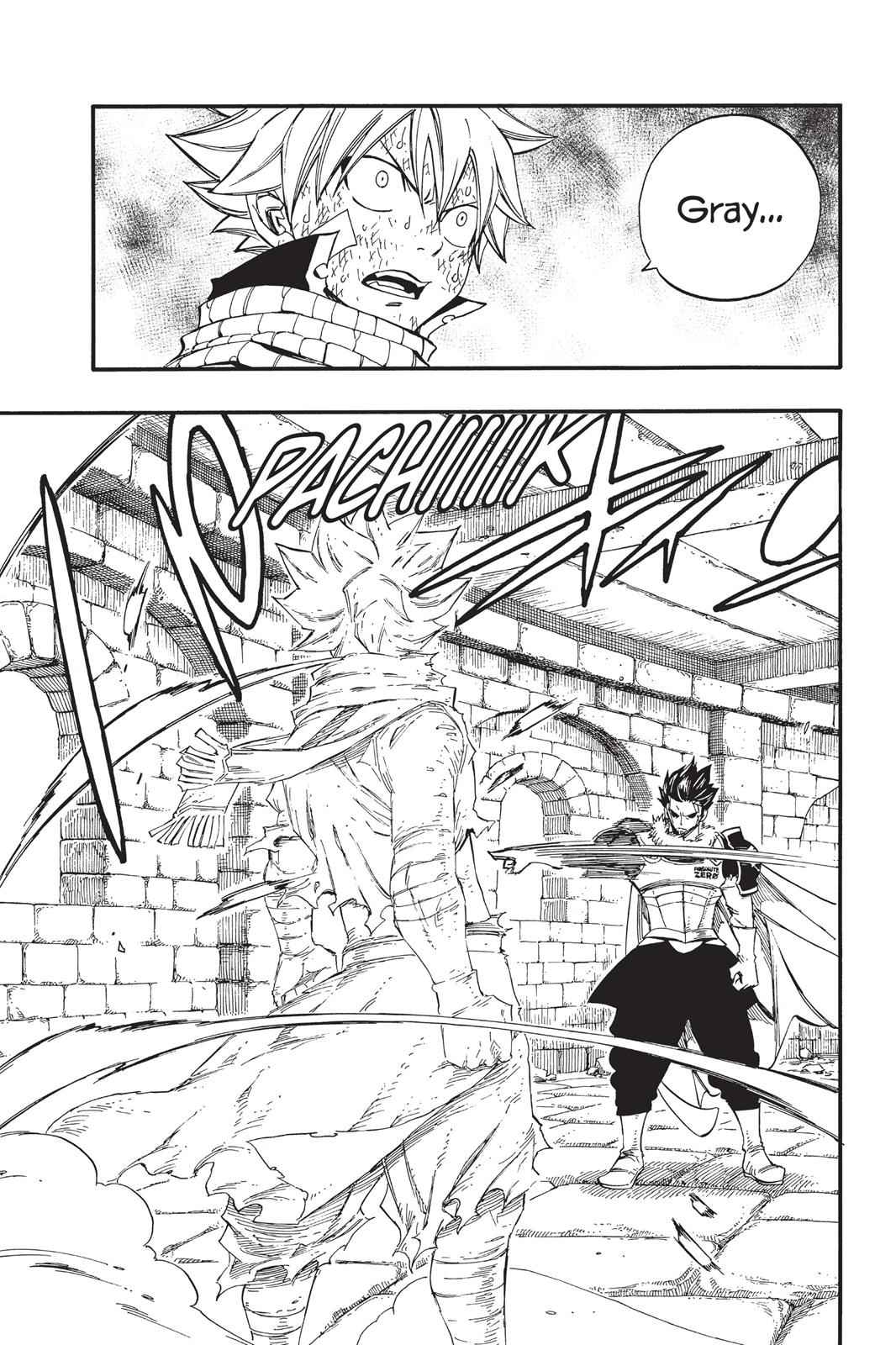 Fairy Tail Chapter 366 Page 18
