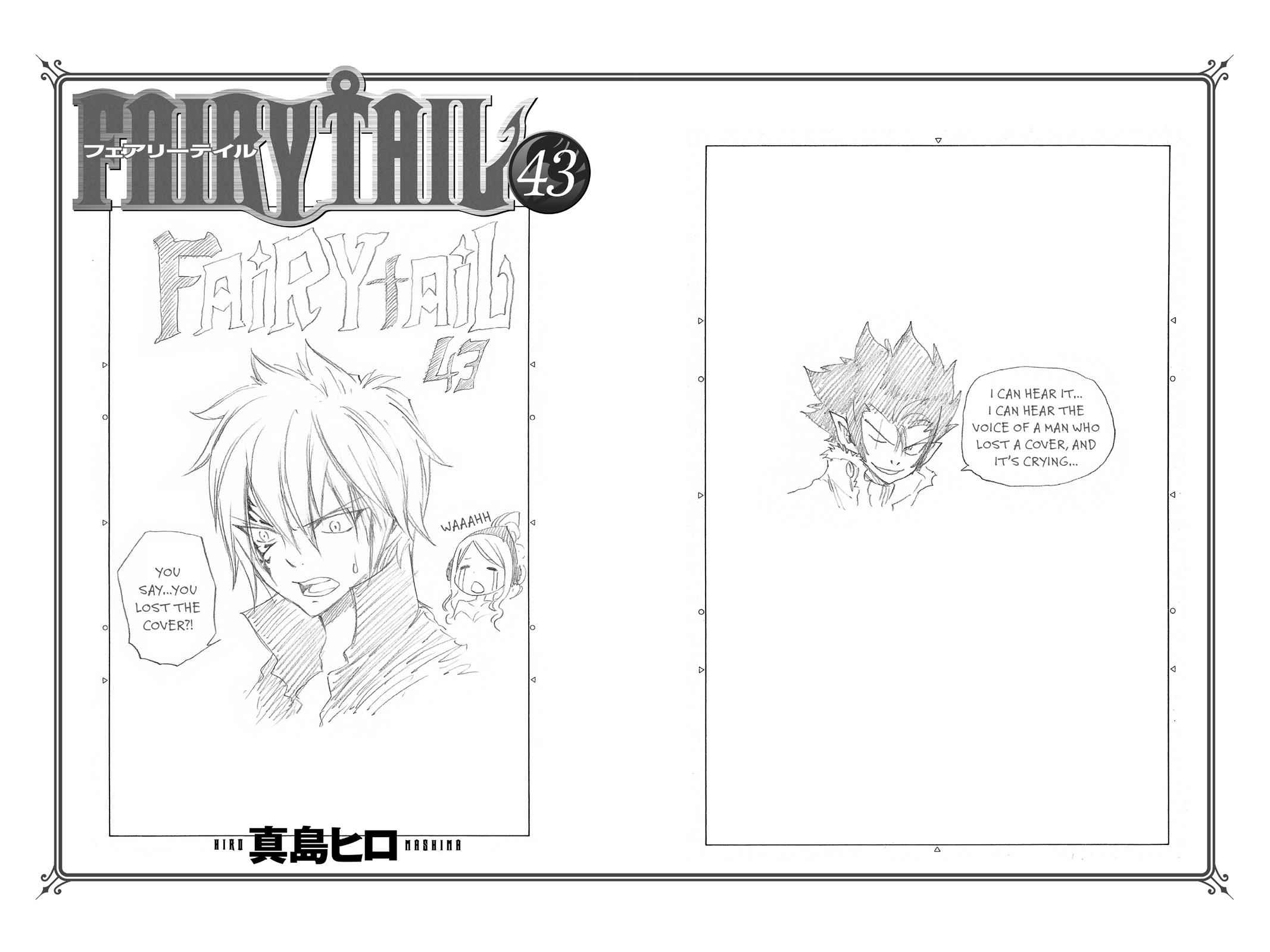Fairy Tail Chapter 369 Page 21