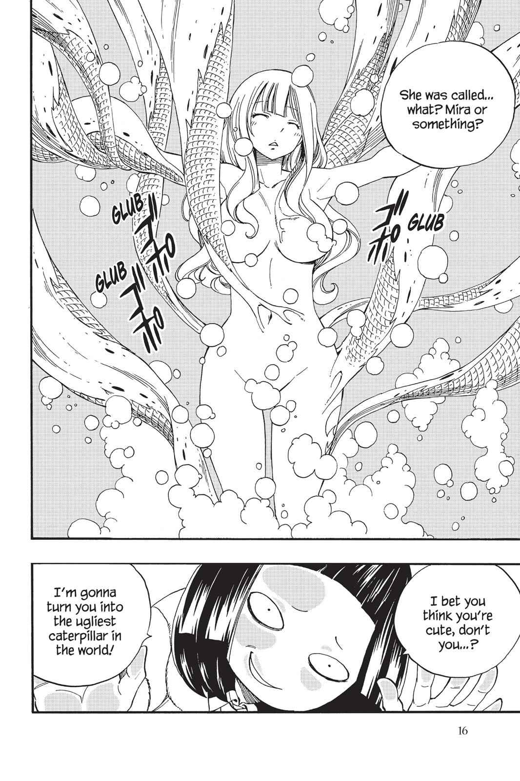 Fairy Tail Chapter 370 Page 18