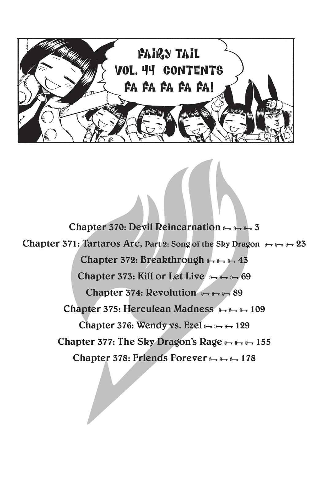 Fairy Tail Chapter 370 Page 4