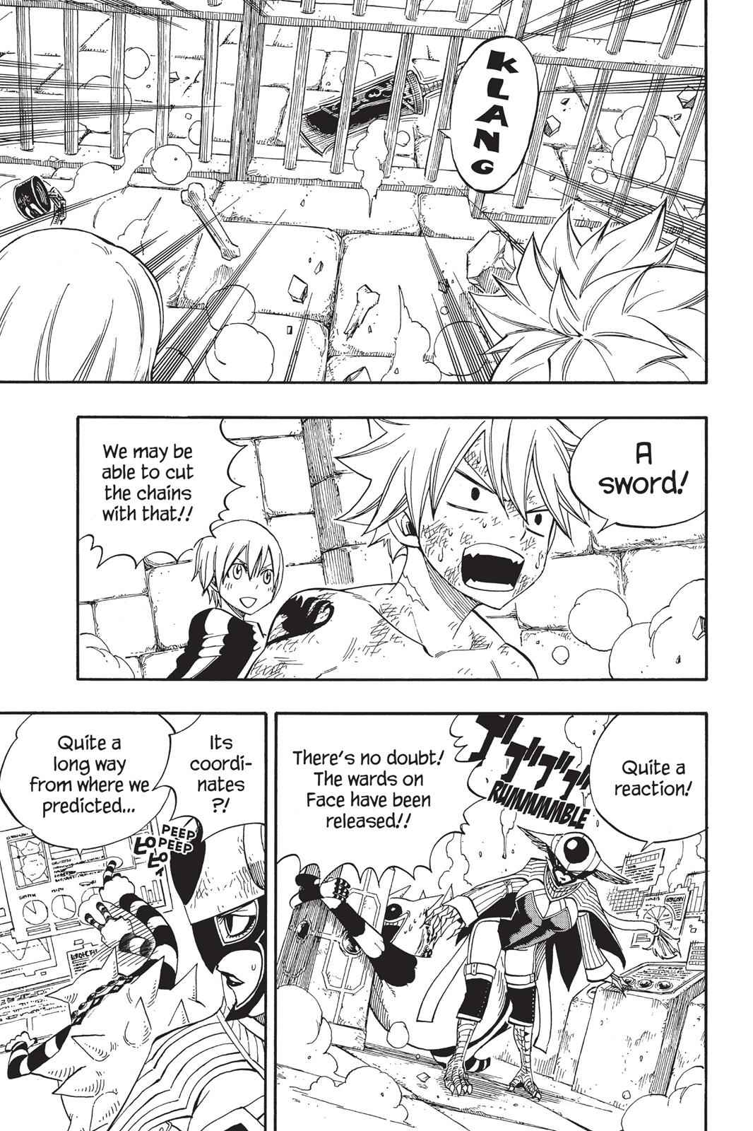 Fairy Tail Chapter 370 Page 9