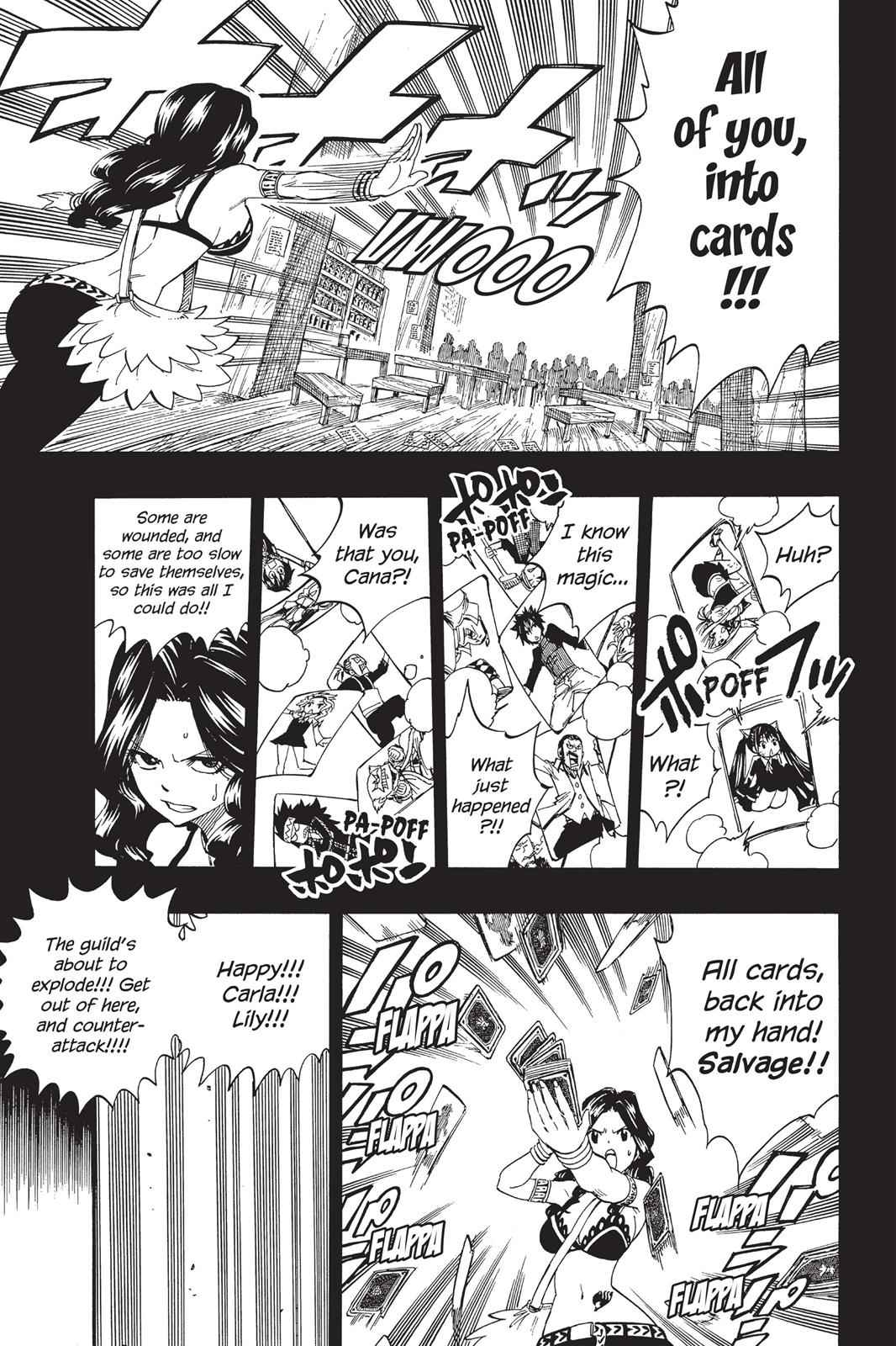 Fairy Tail Chapter 371 Page 9