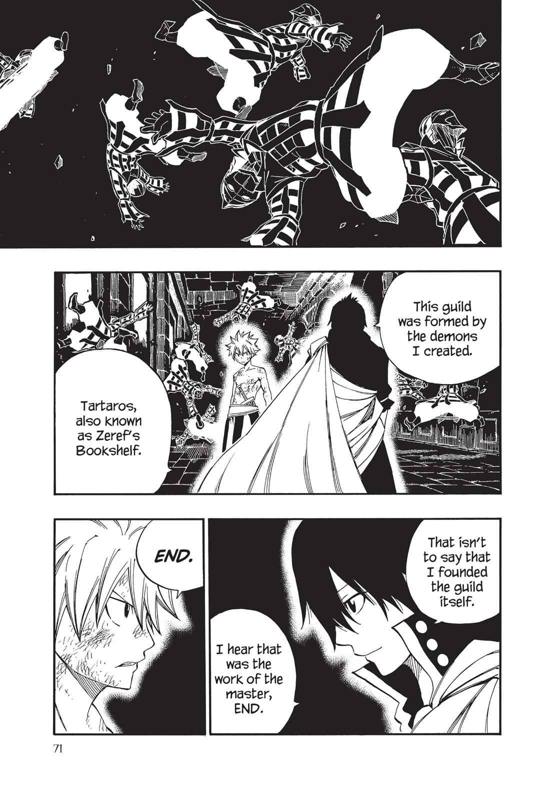 Fairy Tail Chapter 373 Page 3