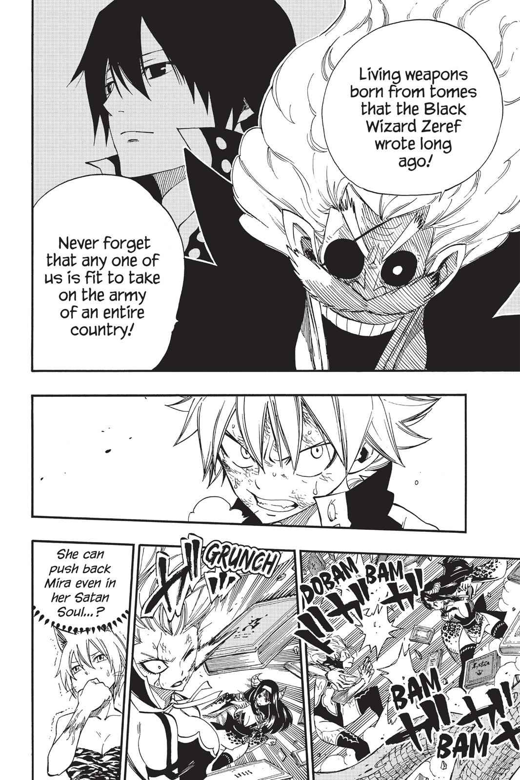Fairy Tail Chapter 375 Page 15