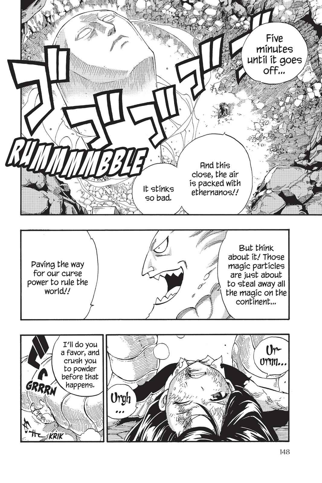Fairy Tail Chapter 376 Page 19