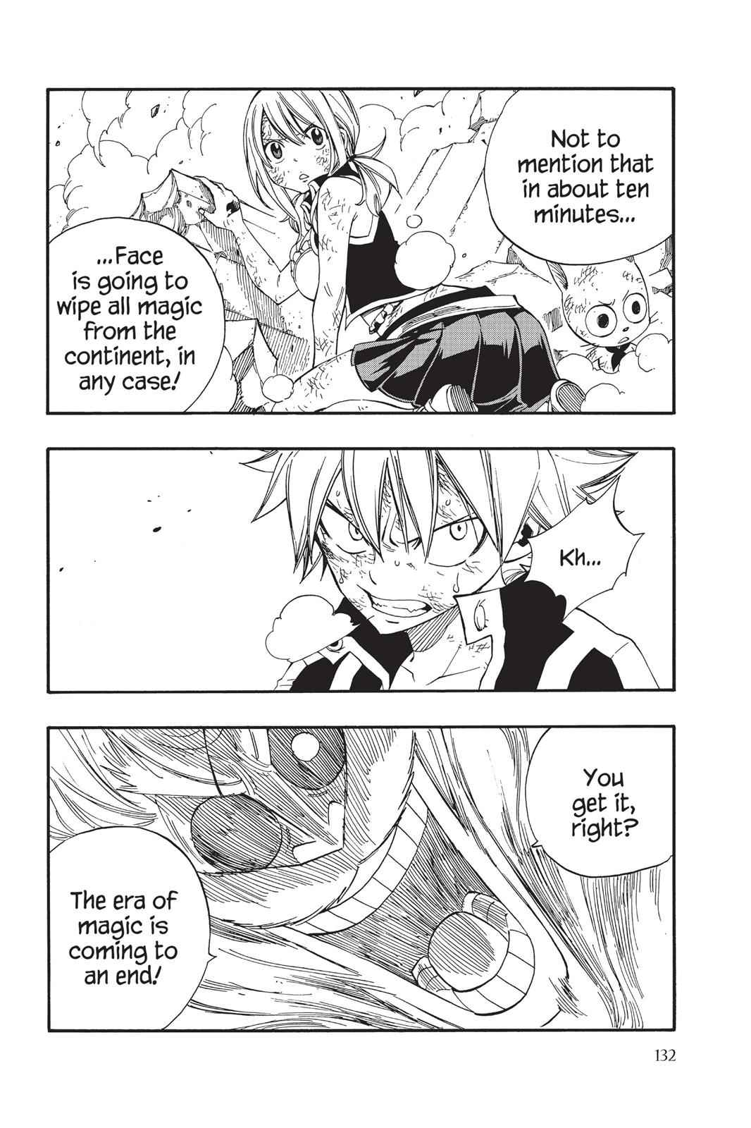 Fairy Tail Chapter 376 Page 4