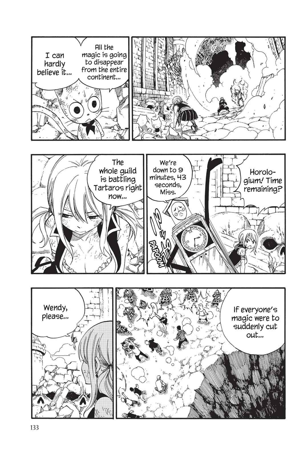 Fairy Tail Chapter 376 Page 5