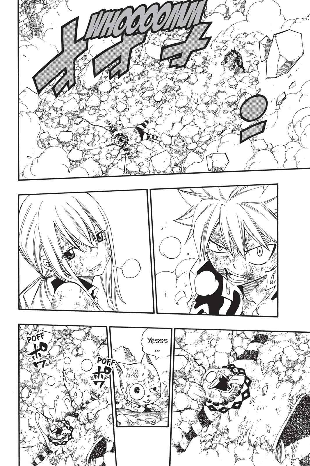 Fairy Tail Chapter 379 Page 27