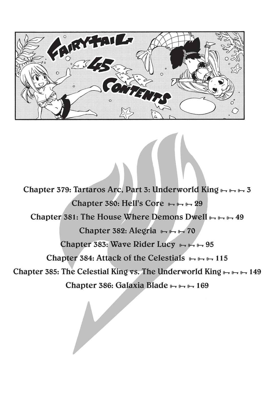 Fairy Tail Chapter 379 Page 4