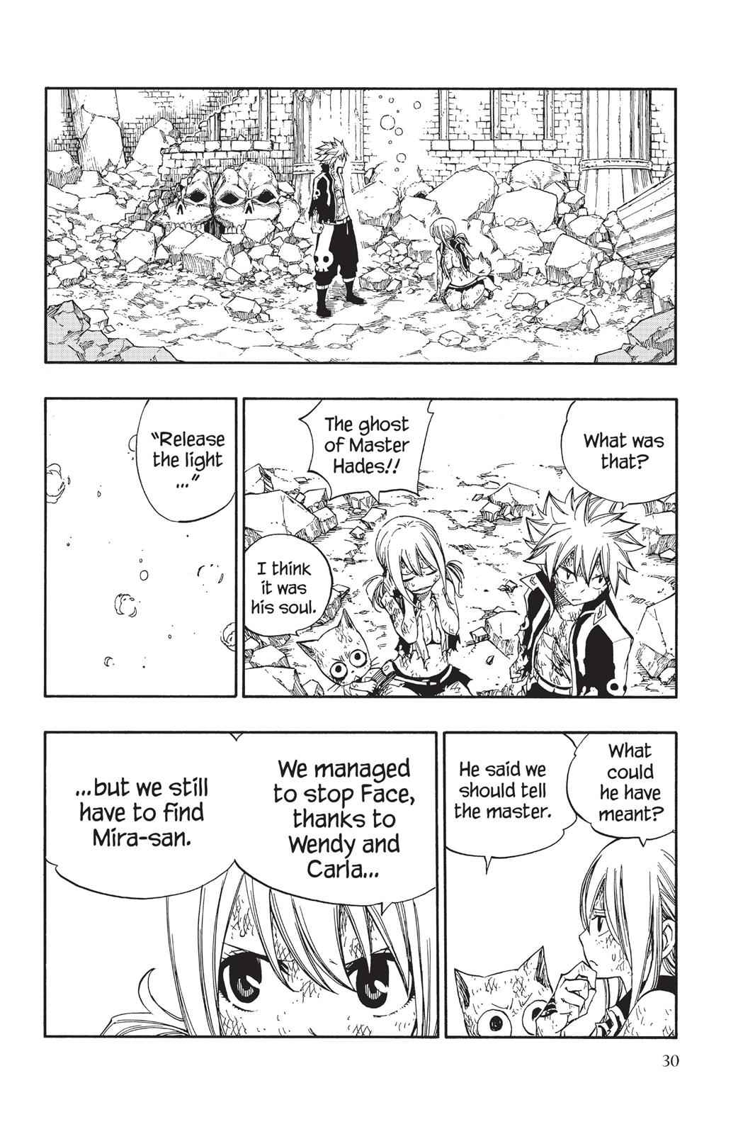Fairy Tail Chapter 380 Page 2