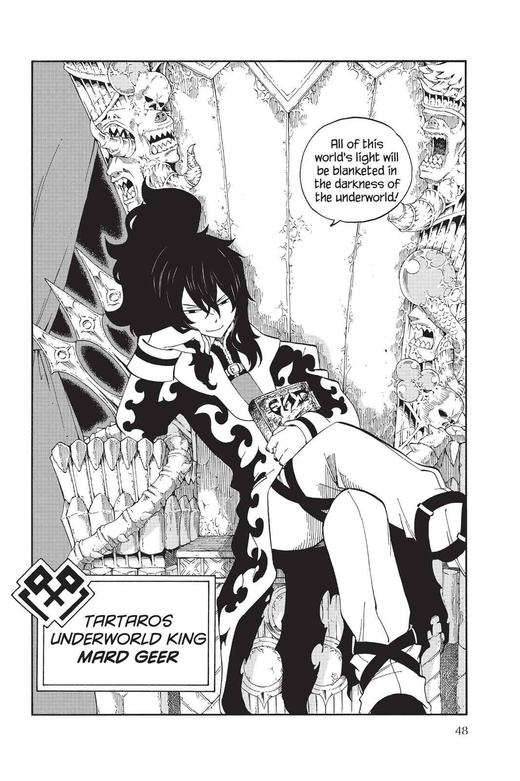 Fairy Tail Chapter 380 Page 20