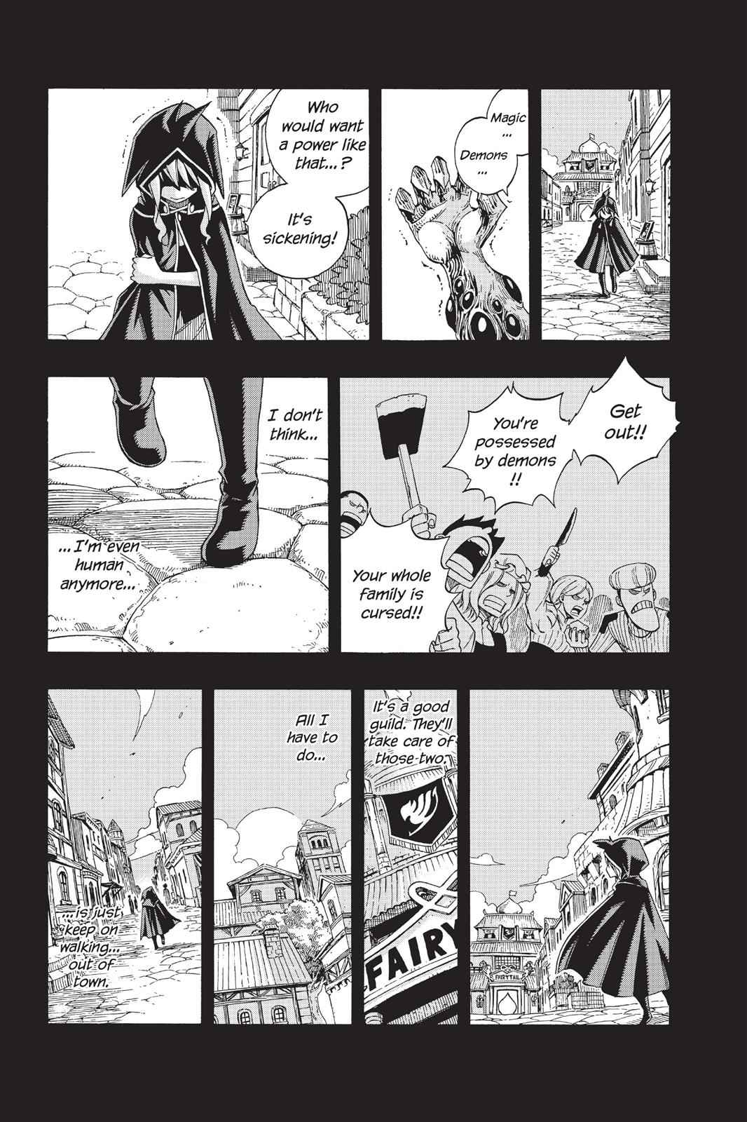 Fairy Tail Chapter 381 Page 10