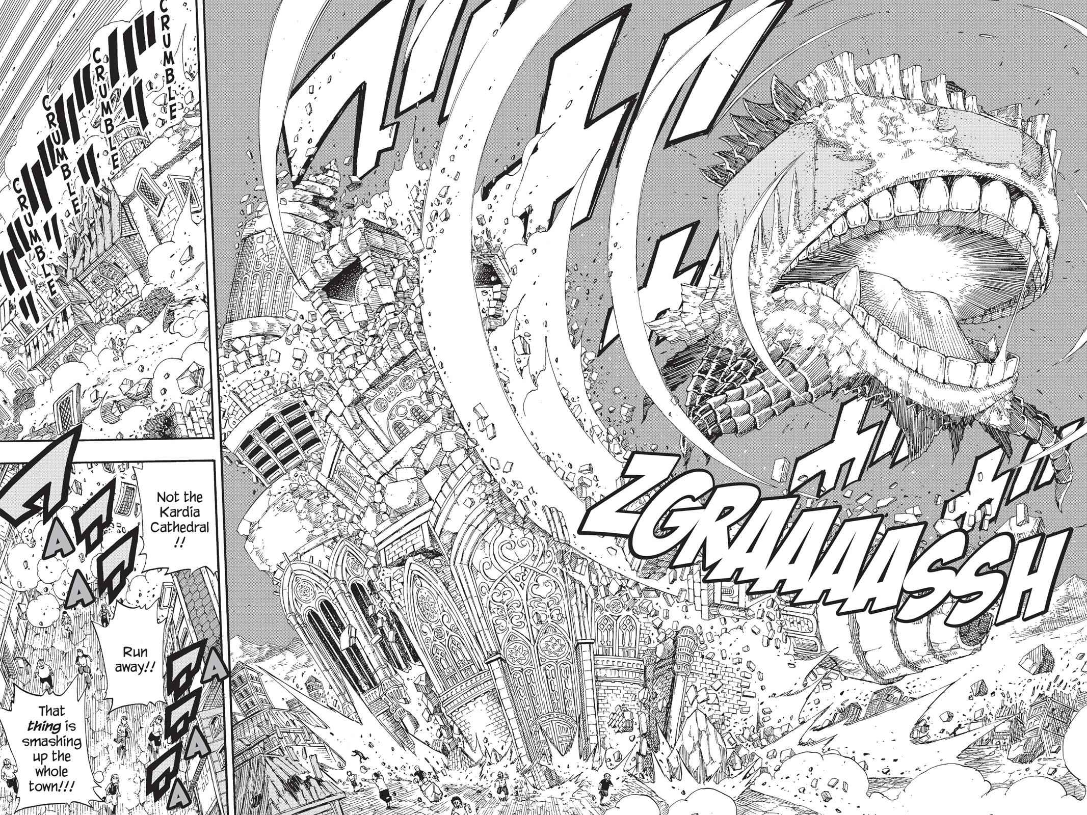 Fairy Tail Chapter 383 Page 4