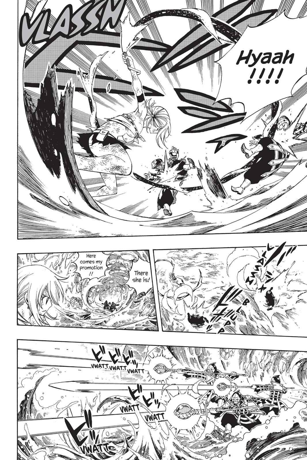 Fairy Tail Chapter 383 Page 7