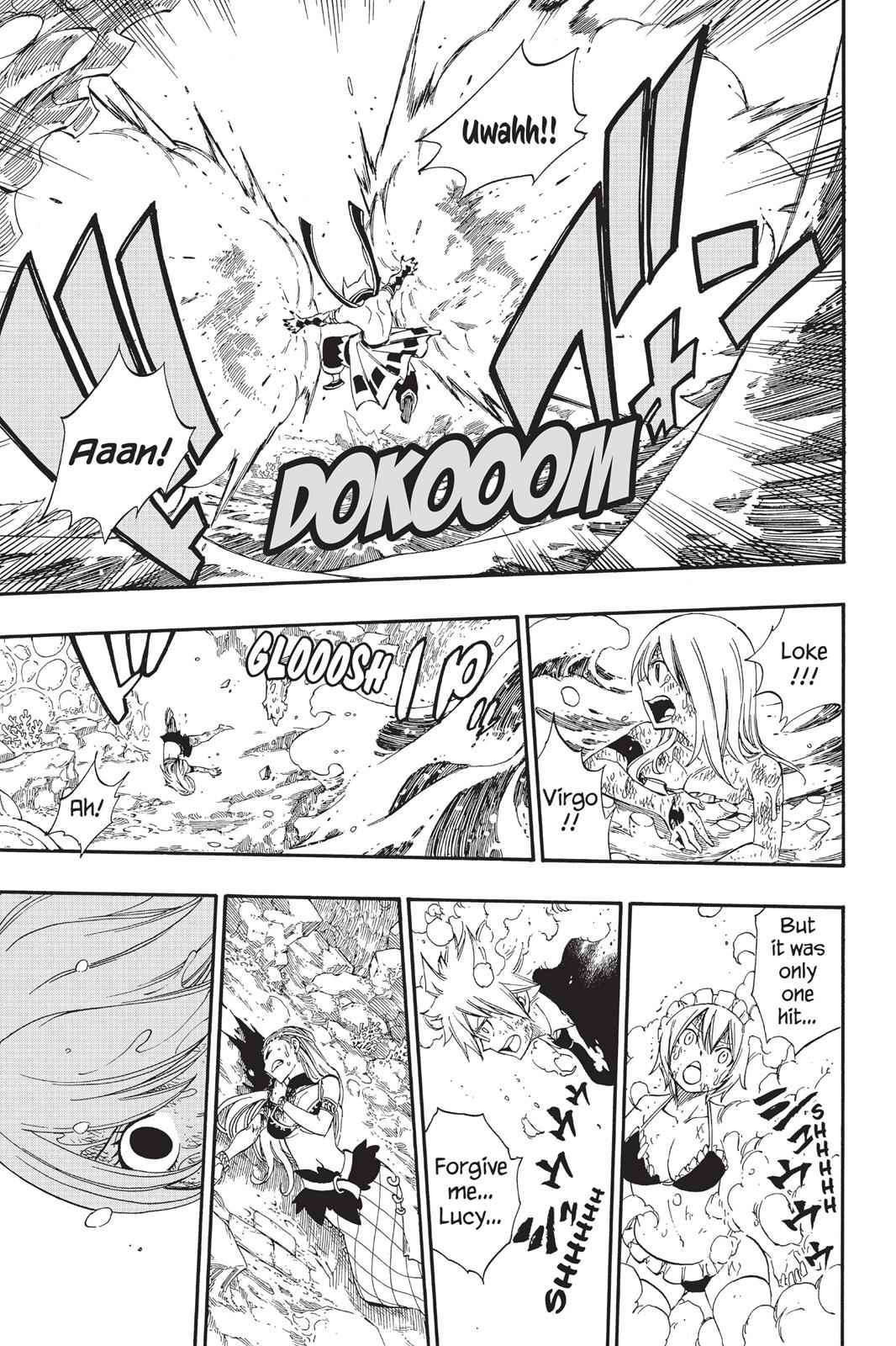 Fairy Tail Chapter 384 Page 7