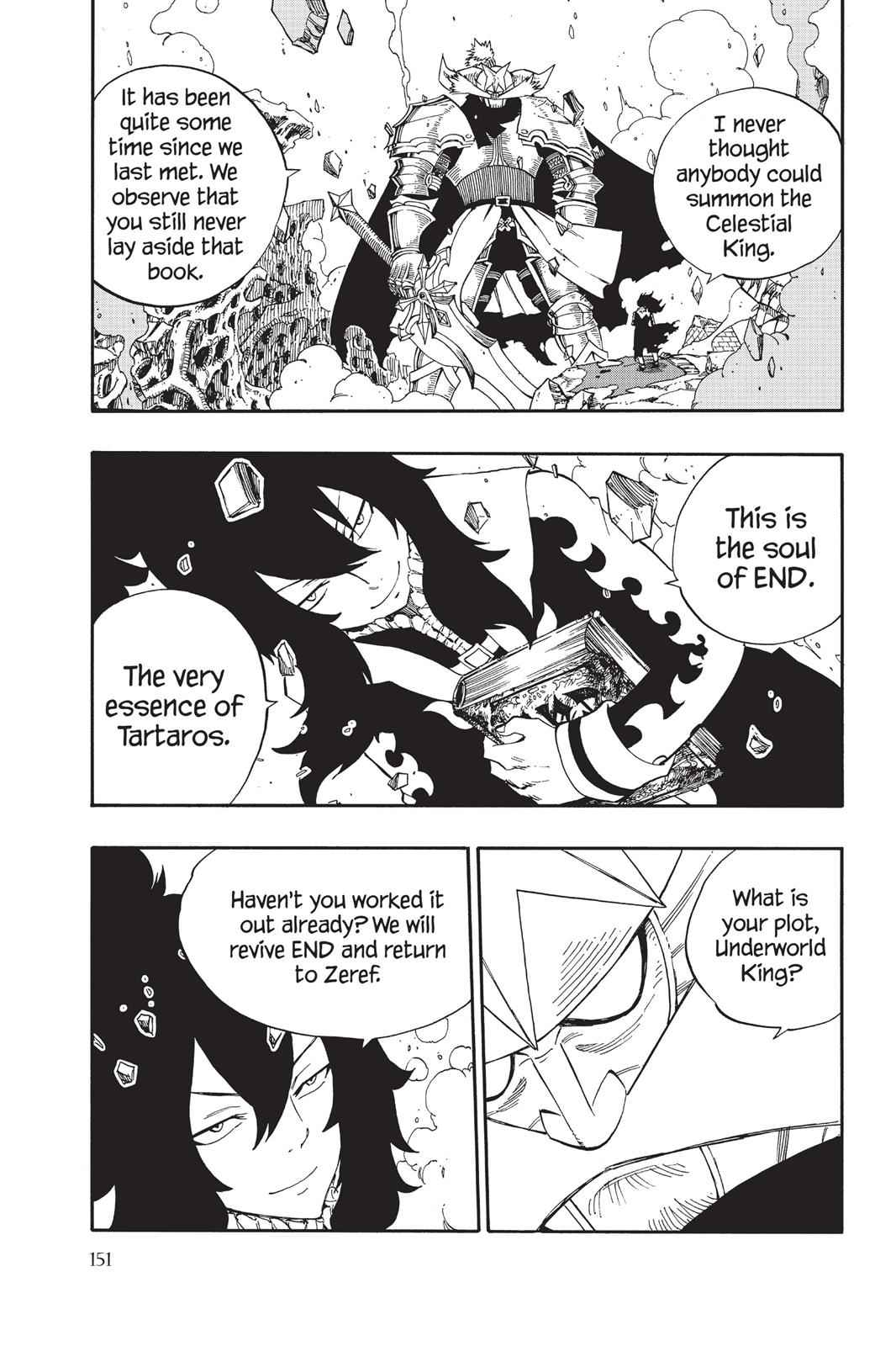 Fairy Tail Chapter 385 Page 3