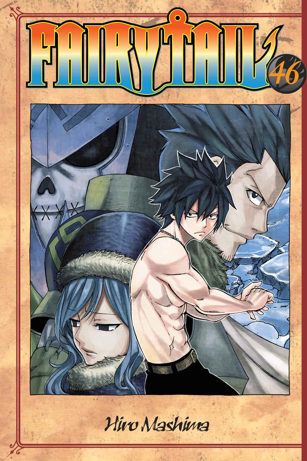 Fairy Tail Chapter 387 Page 1
