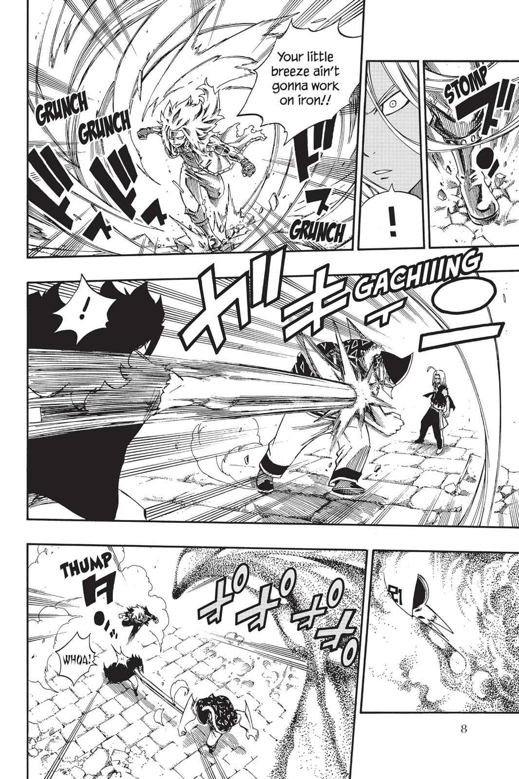 Fairy Tail Chapter 387 Page 12