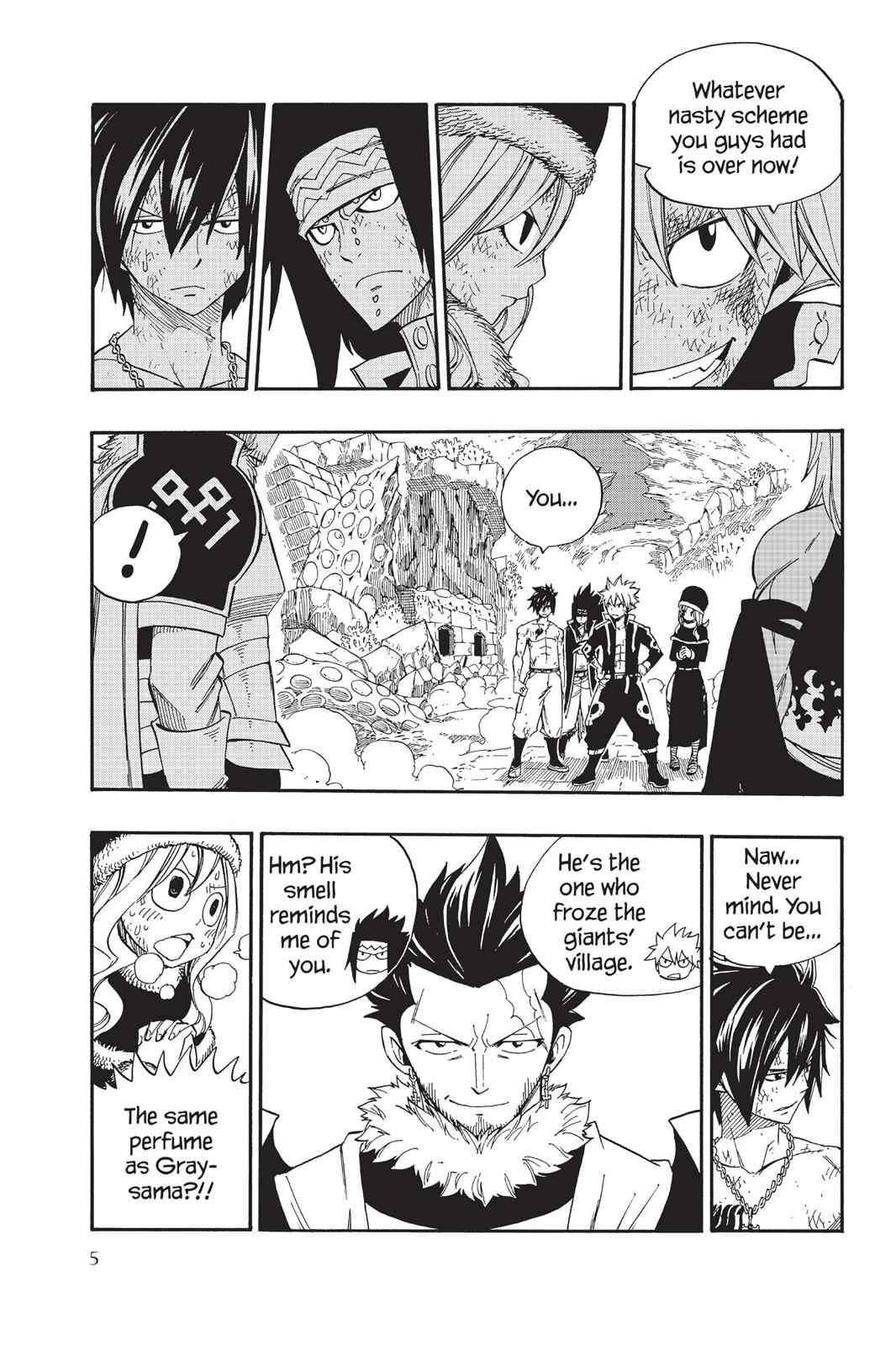 Fairy Tail Chapter 387 Page 9