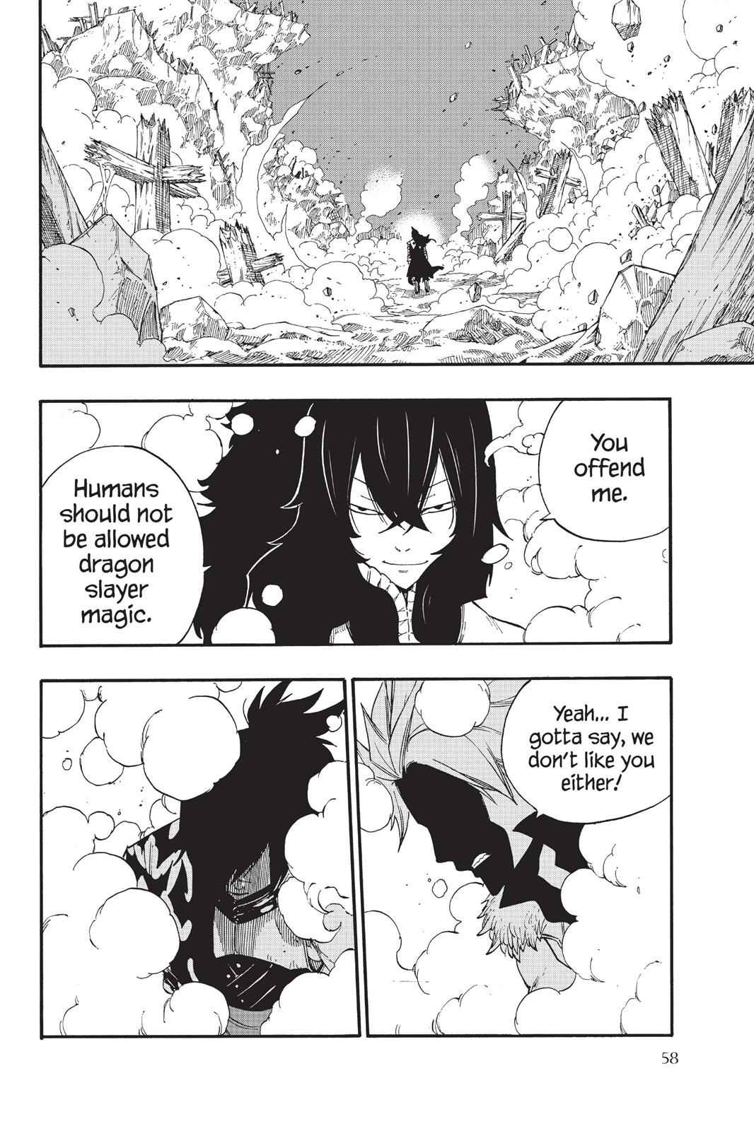 Fairy Tail Chapter 389 Page 16