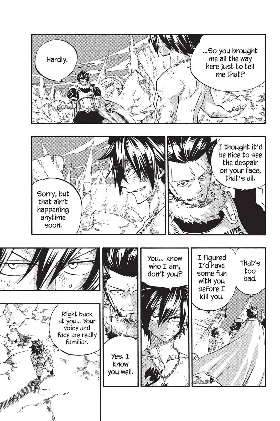 Fairy Tail Chapter 389 Page 19