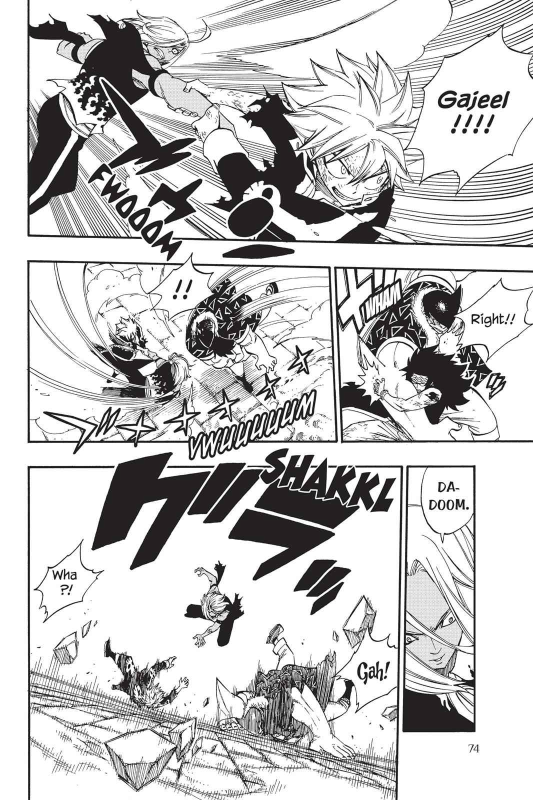Fairy Tail Chapter 390 Page 11