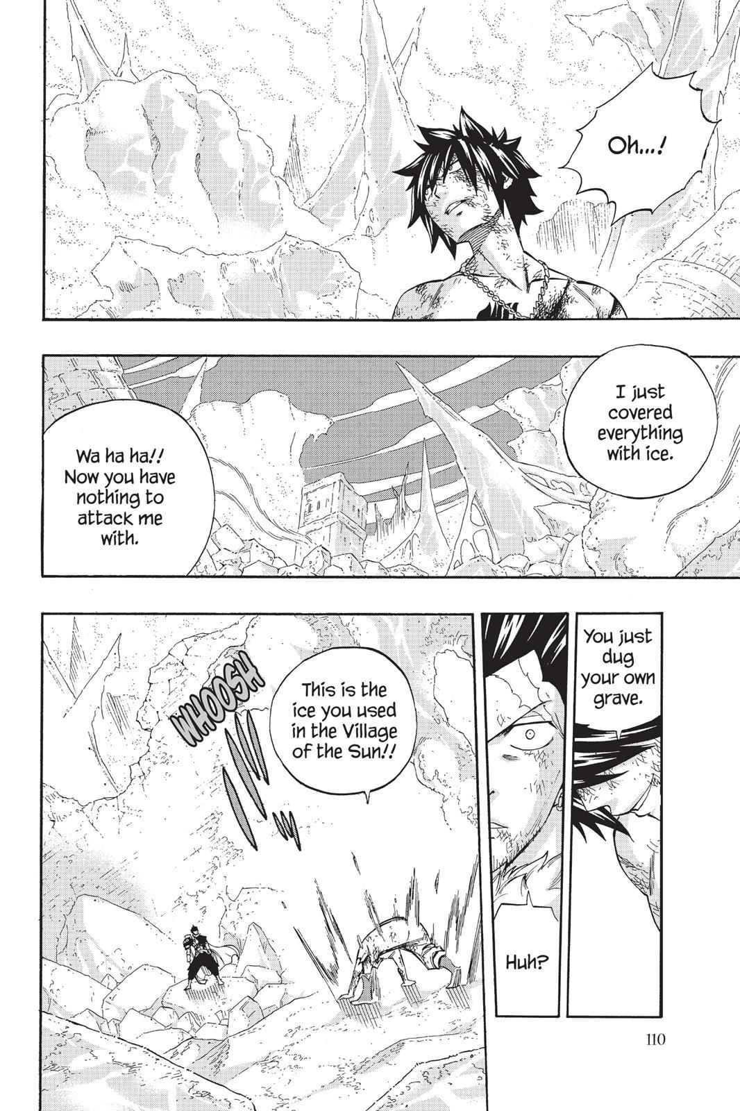 Fairy Tail Chapter 391 Page 16