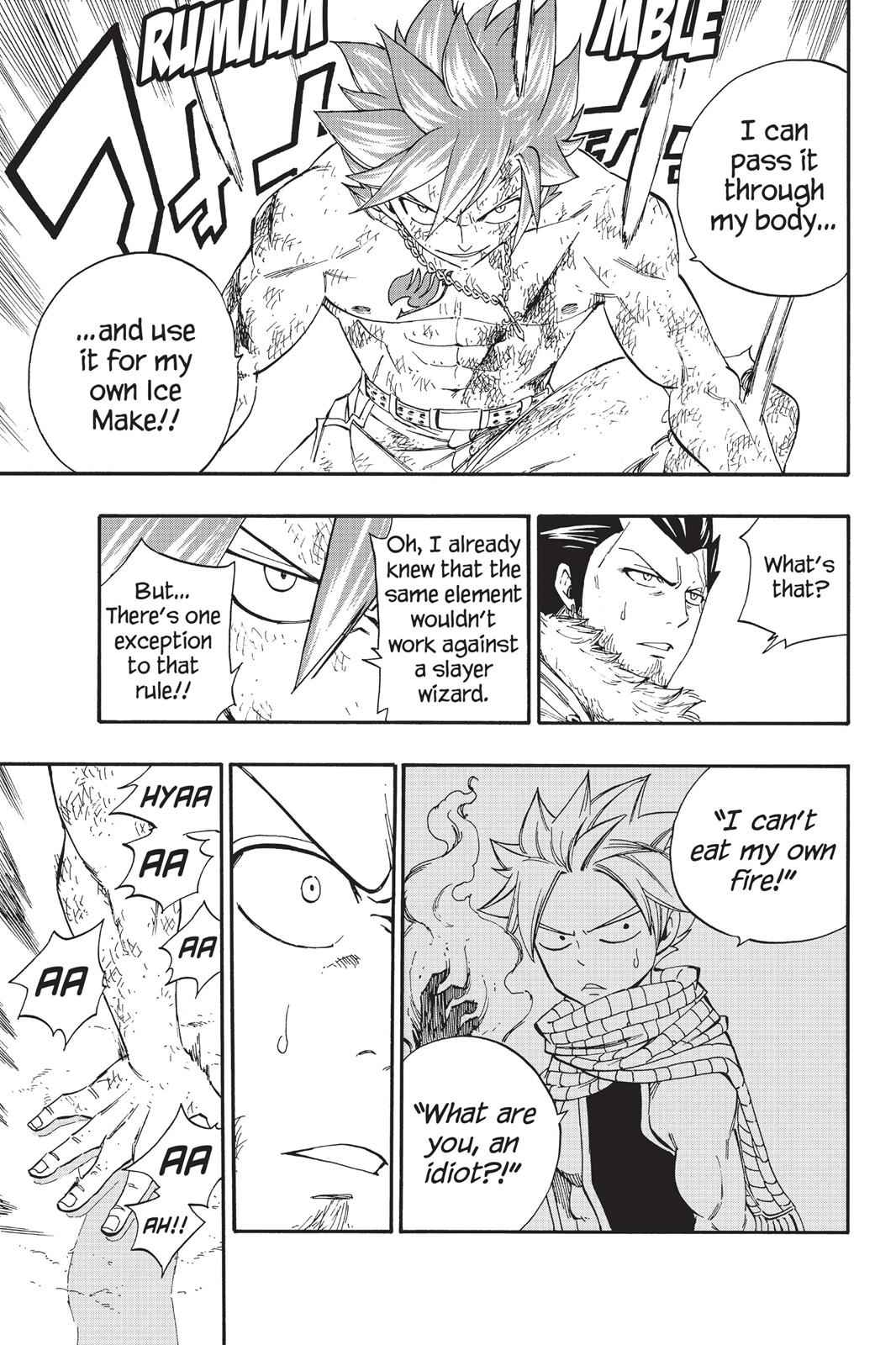 Fairy Tail Chapter 391 Page 17