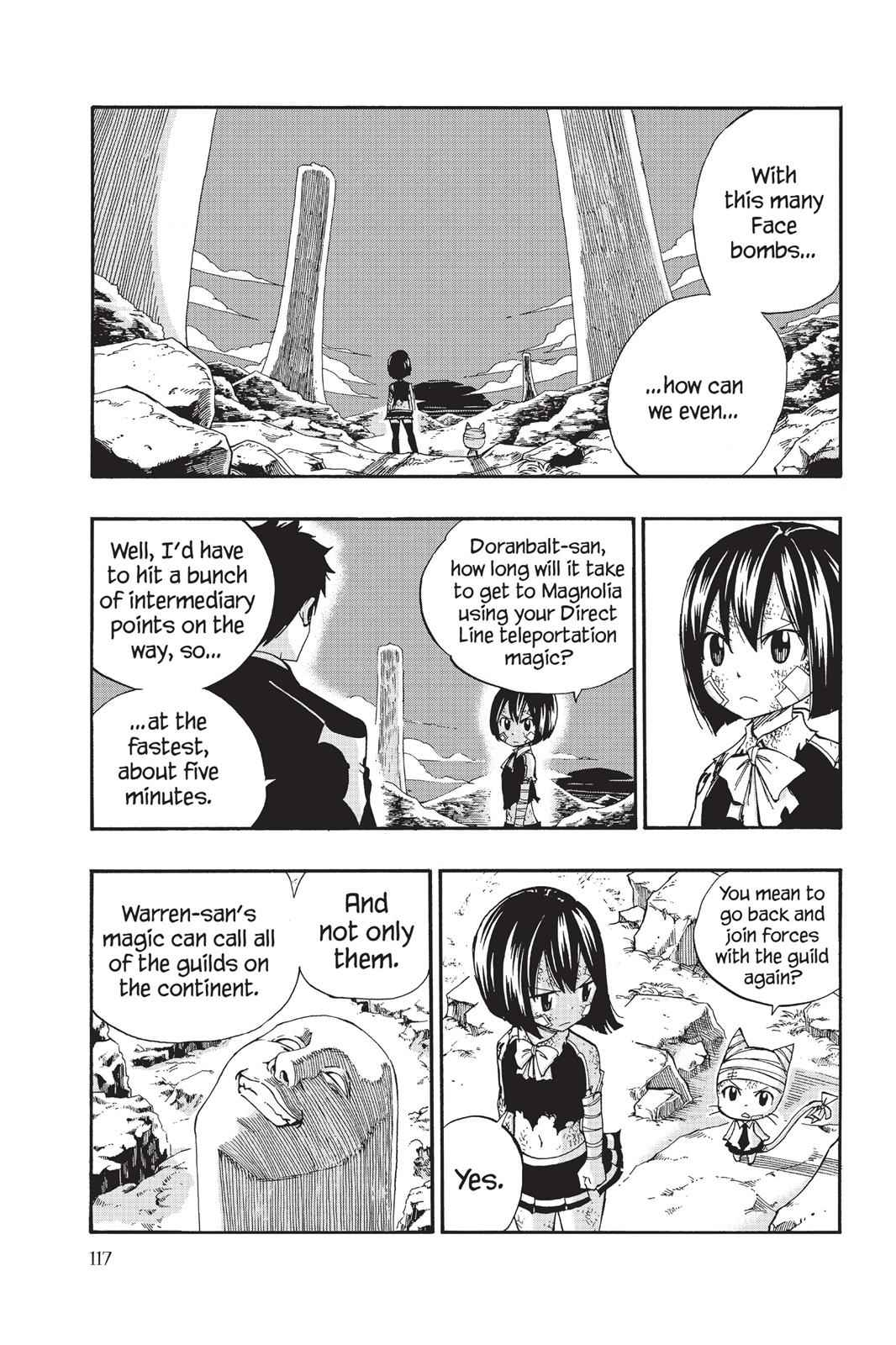 Fairy Tail Chapter 392 Page 3