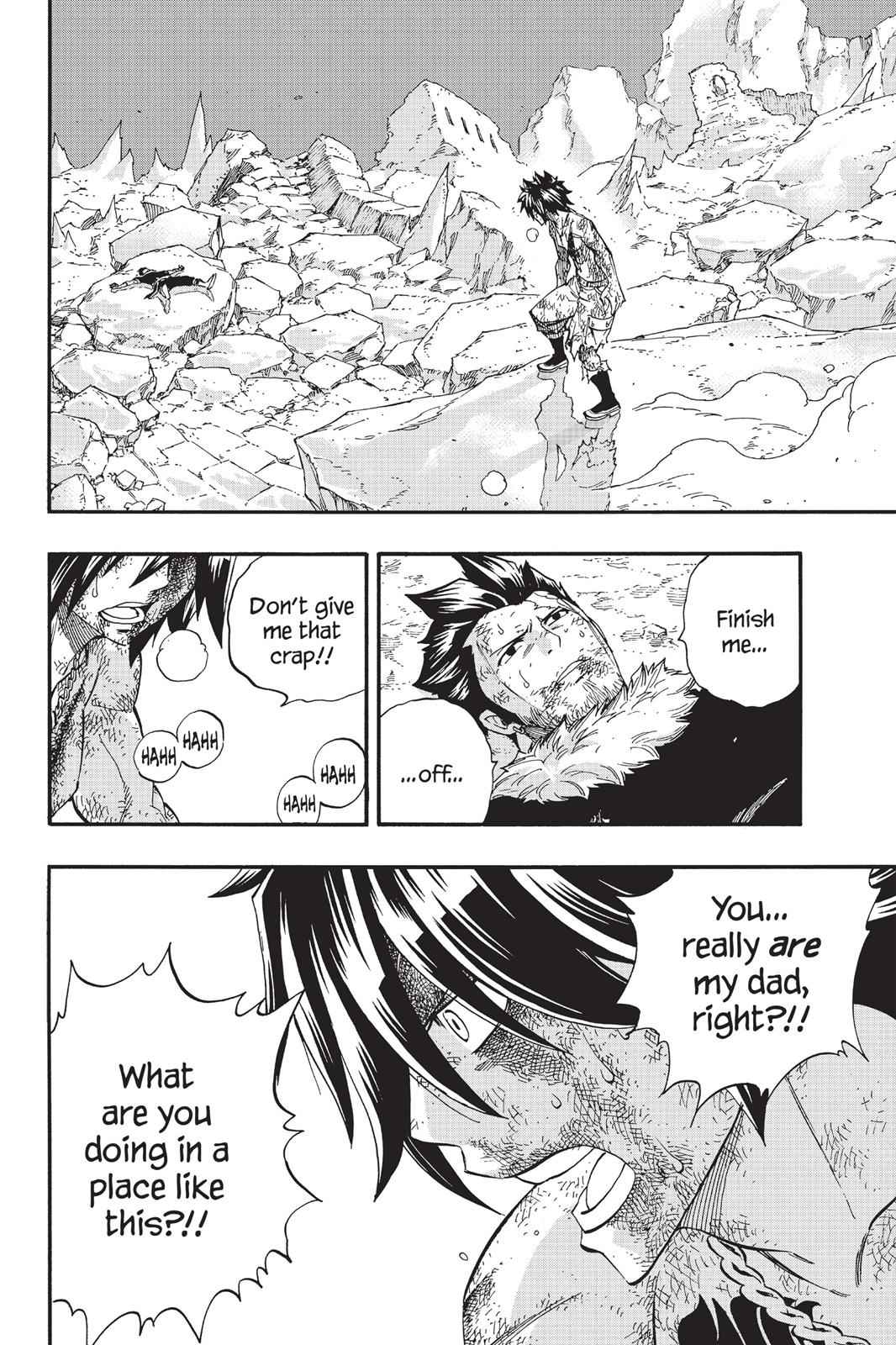Fairy Tail Chapter 393 Page 2