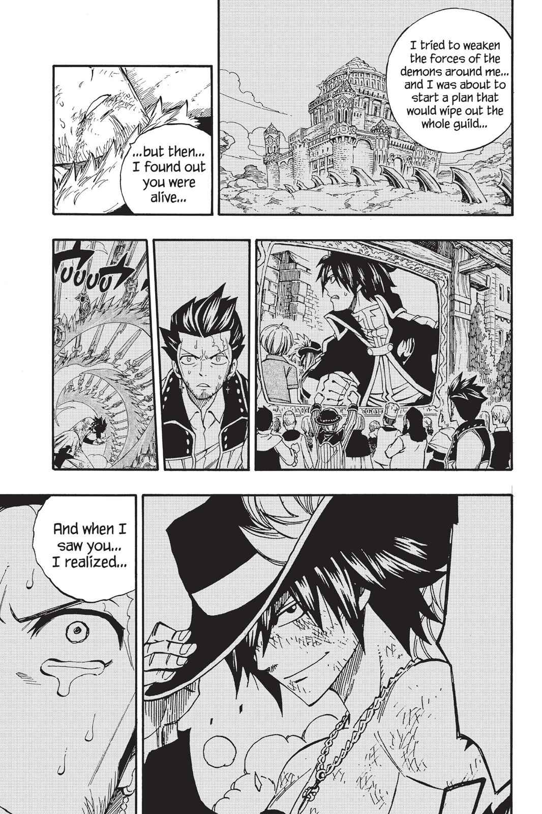 Fairy Tail Chapter 393 Page 7