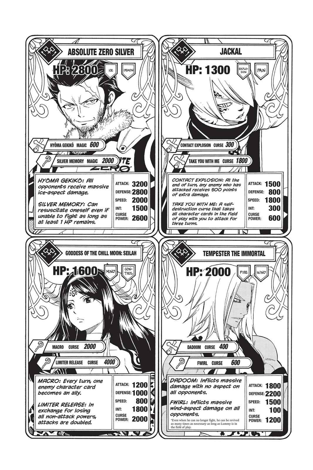 Fairy Tail Chapter 394 Page 22