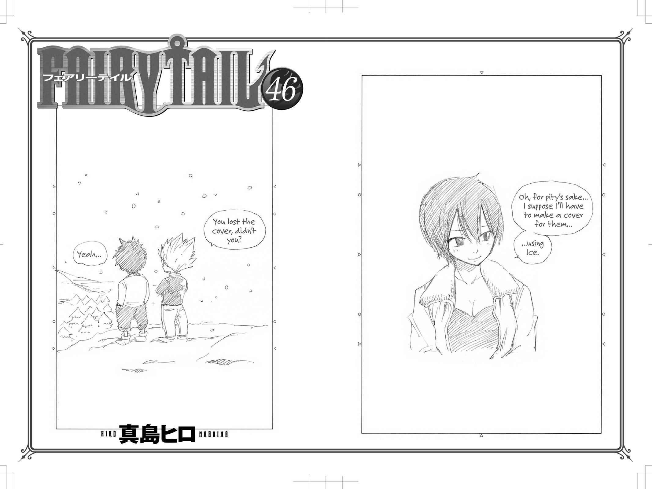 Fairy Tail Chapter 394 Page 32