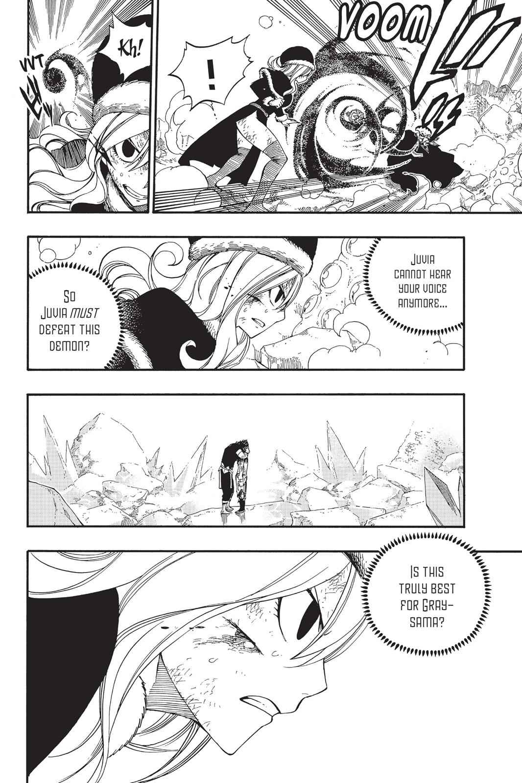 Fairy Tail Chapter 394 Page 4