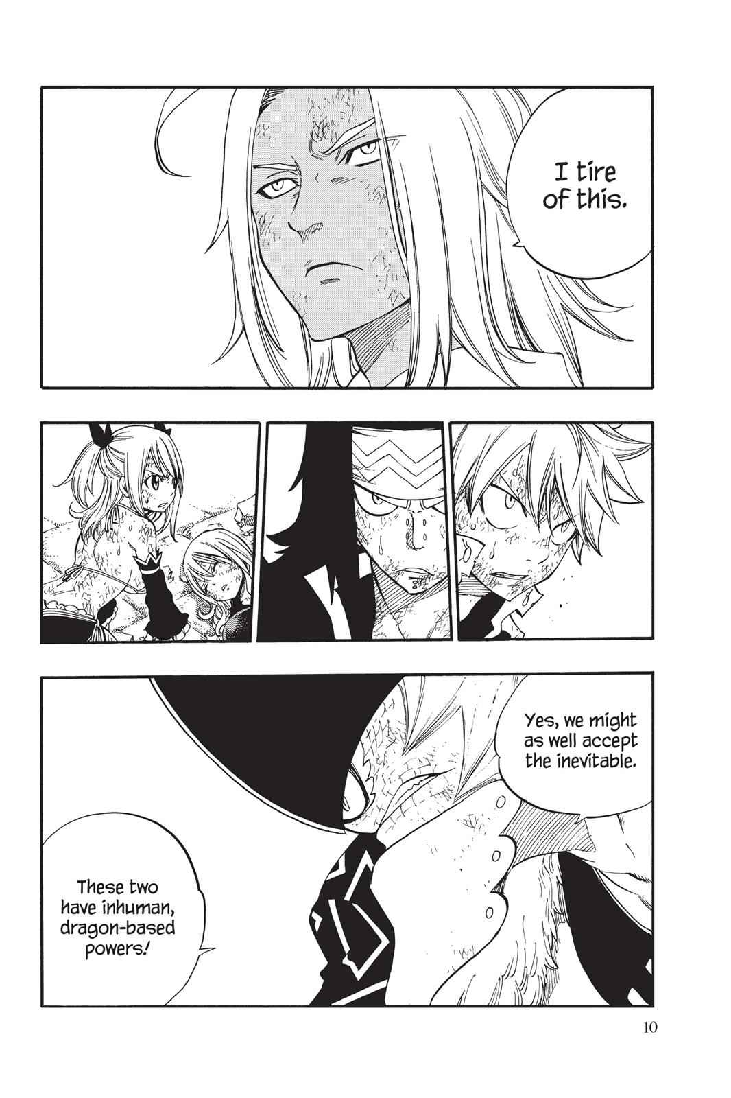 Fairy Tail Chapter 395 Page 12