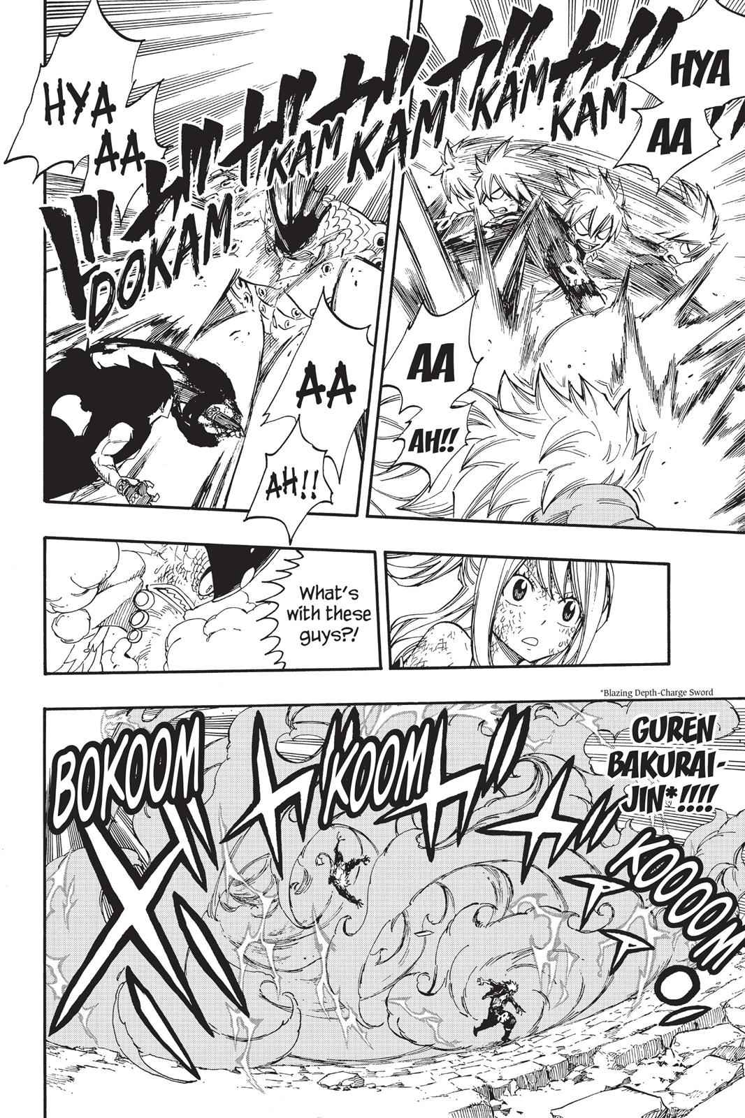 Fairy Tail Chapter 395 Page 18