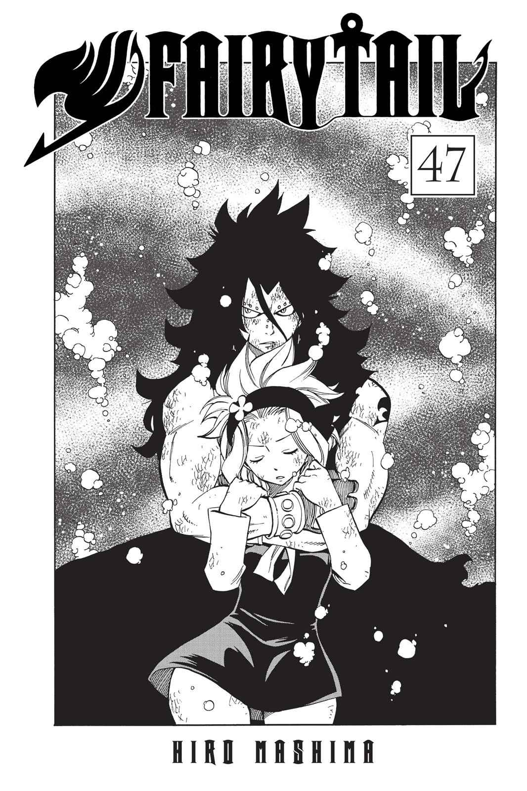 Fairy Tail Chapter 395 Page 3