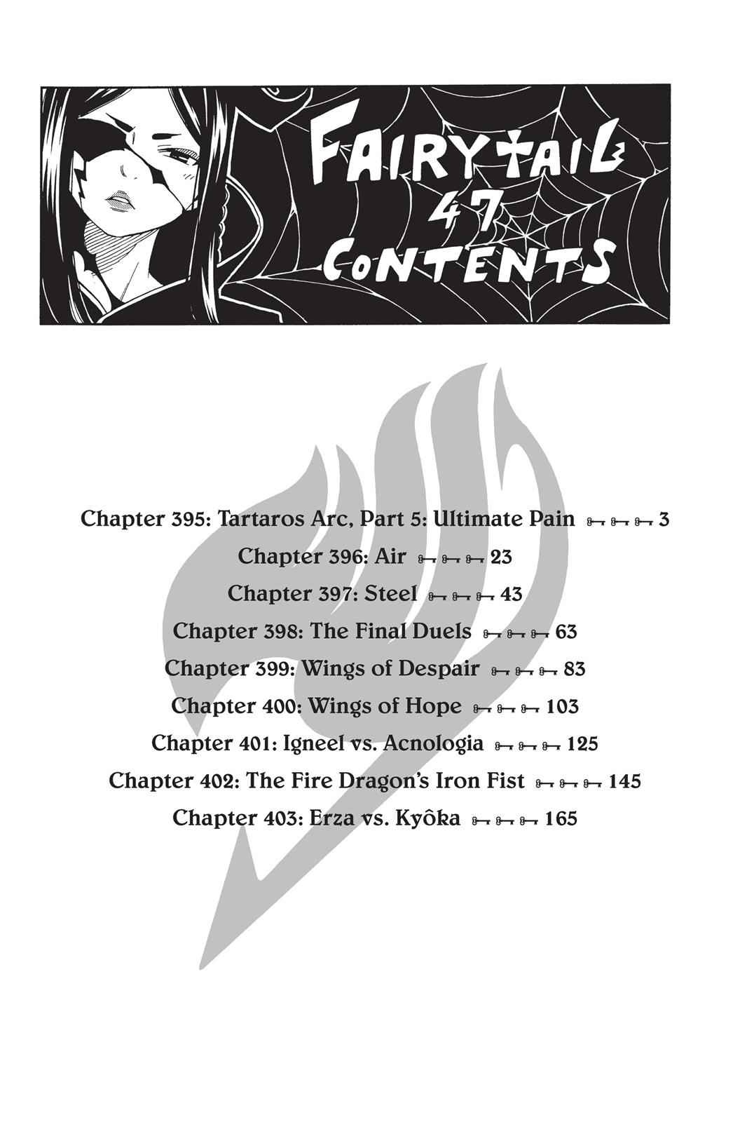 Fairy Tail Chapter 395 Page 4