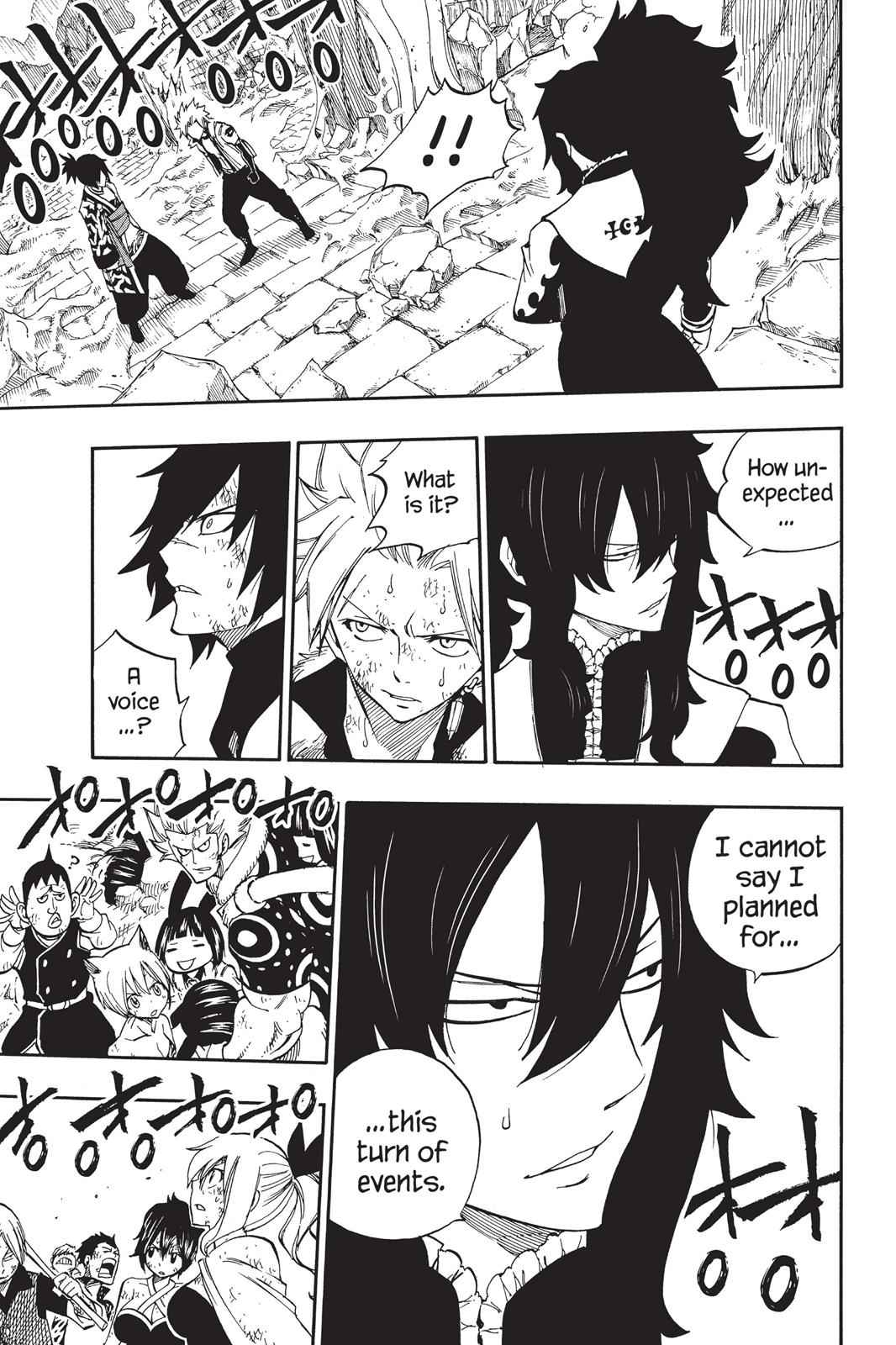 Fairy Tail Chapter 399 Page 15