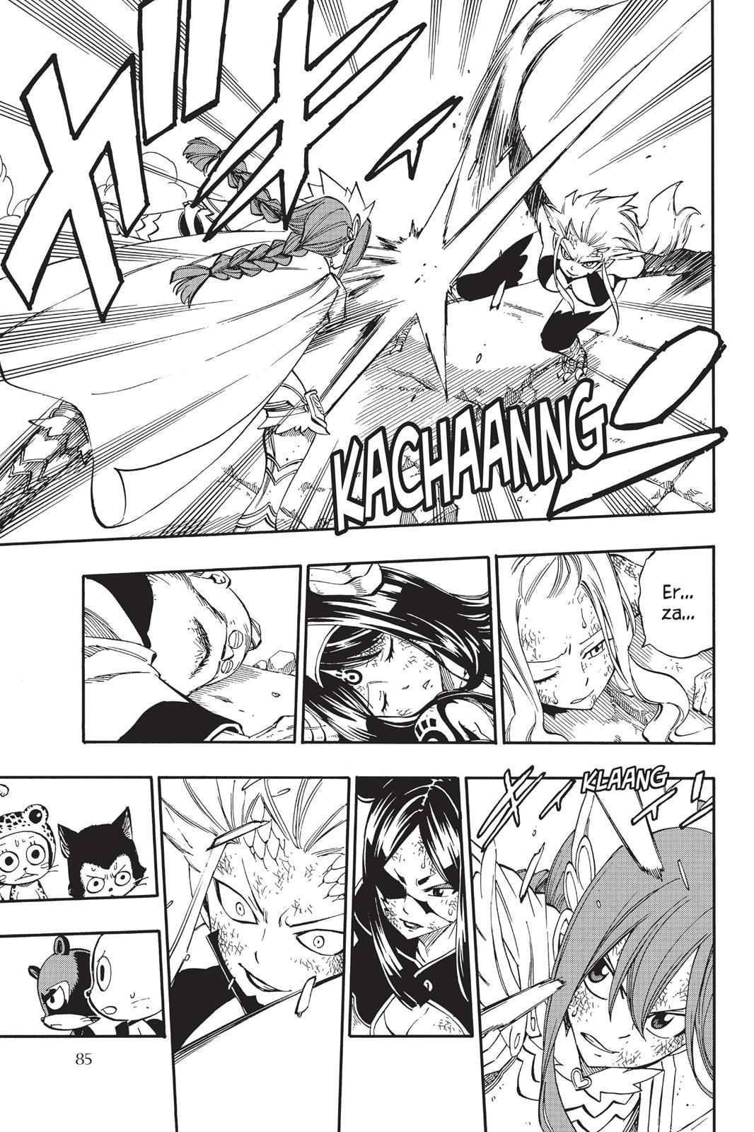 Fairy Tail Chapter 399 Page 3
