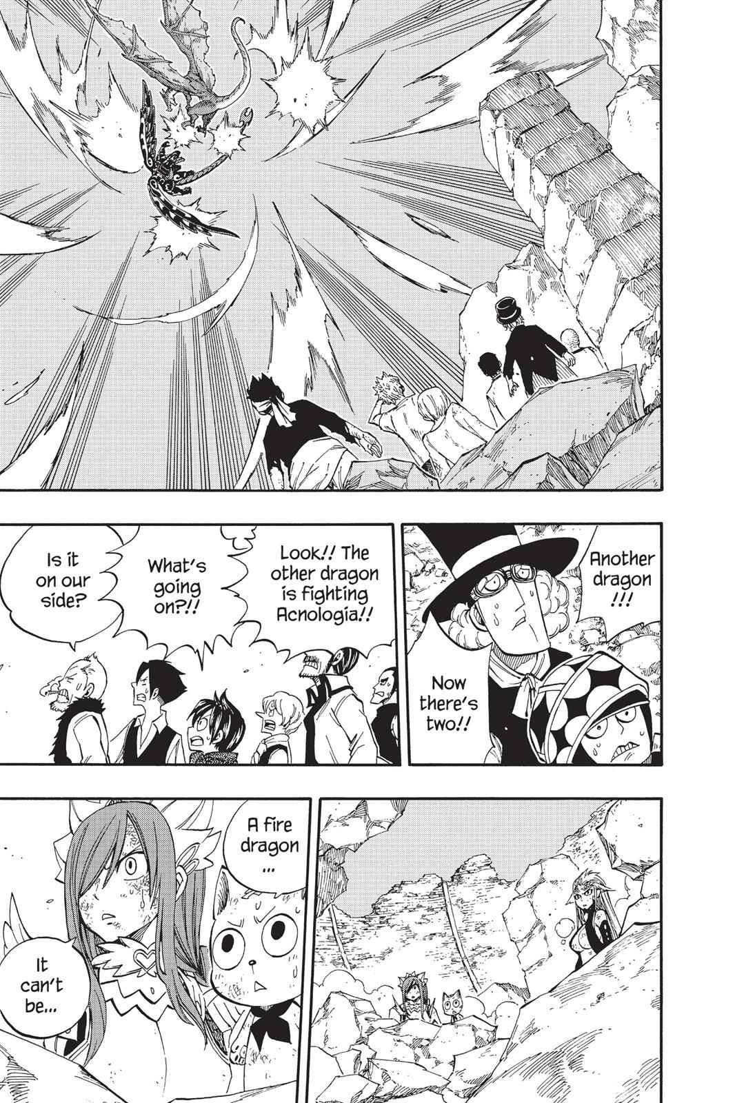 Fairy Tail Chapter 401 Page 4