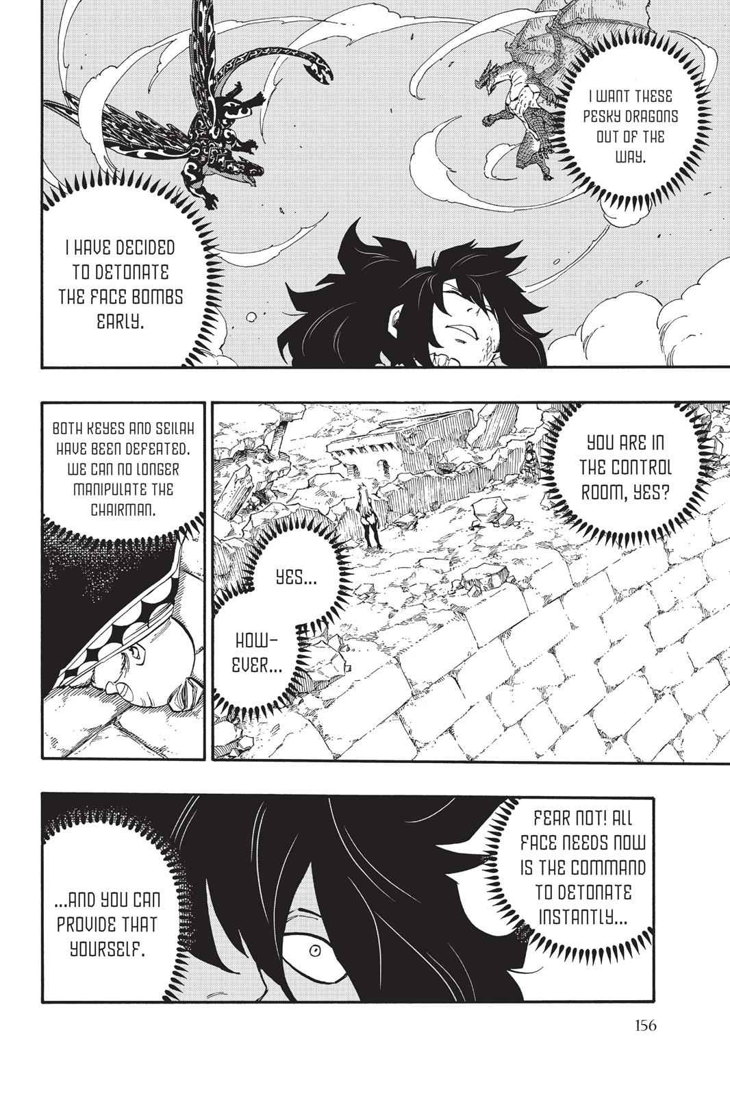 Fairy Tail Chapter 402 Page 11